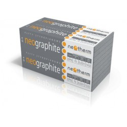 STYROPIAN GRAFITOWY NEOTHERM NEOGRAPHITE 033-1M3