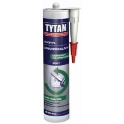 Akryl uniwersalny biały Tytan 310ml