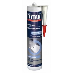 Silikon sanitarny Tytan 310ml