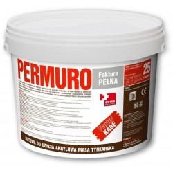 Tynk akrylowy Kabe Permuro biały 25kg