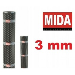 Papa termozgrzewalna MIDA PV S3 podkładowa Gr. 3mm
