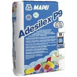 KLEJ DO GLAZURY MAPEI ADESILEX P9 25kg