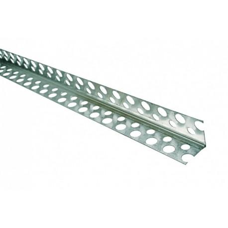 Narożnik aluminiowy perforowany 3.0mb