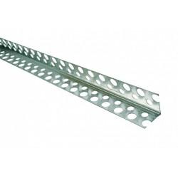 Narożnik aluminiowy perforowany 2.5mb